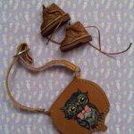 кожаная обувь для Блайз. в наличии коричневые и розовые