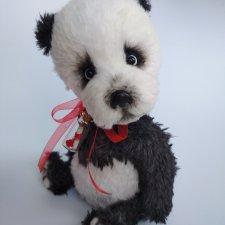 Панда с любовным посланием