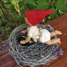Маленькая гномочка,  Юлиус.  Птеродактиль и яйцо дракона.  Гномы из Дании в нашей деревне