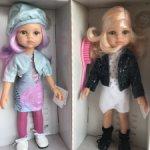 Аутфиты от Модных подружек с цветными волосами  от Паола Рейна