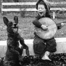 «Пой песню, пой, банджо»