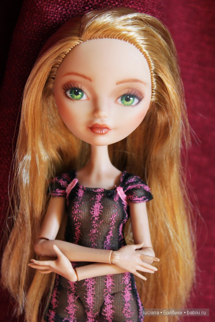 Эшлин Елла Ever after high