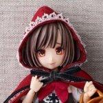 PARDOLL Little Red Riding Hood - Миниатюрная Красная Шапочка! ДО 05 МАРТА ТОЛЬКО!