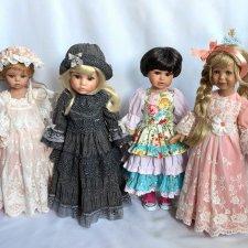Куклы Линды Рик 50 см Продолжение
