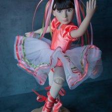 Leona от Denis Bastien. Балетная серия кукол