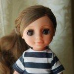 Милая куколка Ася, новая.