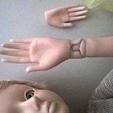 Модификация кистей рук Звезды Подиума 60см