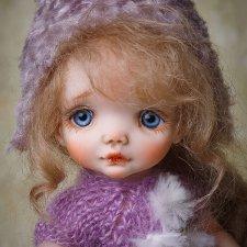 Авторская кукла Татьяны Воробьёвой