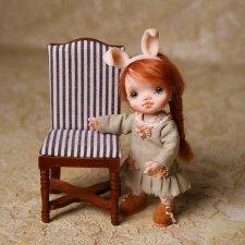 Миниатюрные куклы ручной работы Татьяны Воробьёвой