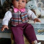 Характерная кукла LAMAGIK  Gestito, Джестито от Ламагик, Испания