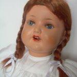 Очаровательная куколка SP Sonneberger Porzellanfabrik 2966