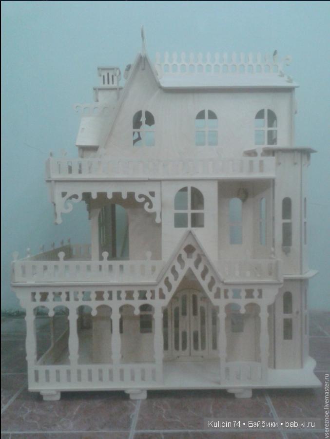 Замок, дом Мечты, конструктор