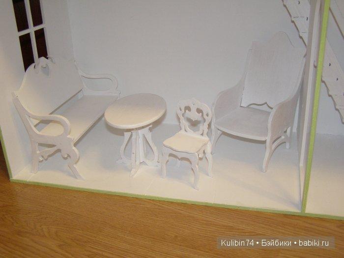 Мебель простая