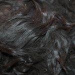 Продам флис альпака сури черно-коричневый.