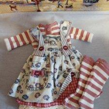 Комплект для кукол Цвергназе 35 см