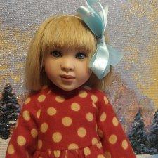 Куколка от Хелен Киш.