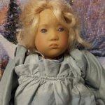 Малышка Skille от Annette Himstedt Club mini 2000 год.