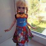 Продам одежду на кукол Разное.