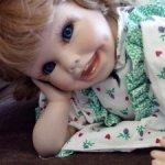 кукла Шеннон от Sindy Rolf
