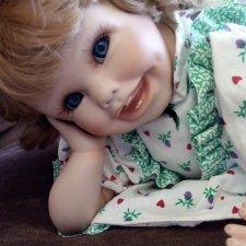 кукла Шеннон от Cindy Rolfe