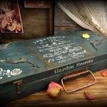 Garden Secrets чемодан деревянный