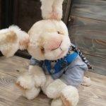Peter rabbit кролик-тедди