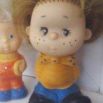 Распродажа куклы СССР.