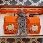 Игрушечные телефоны ГДР
