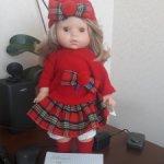Кукла Коллет 45 см, Berjuan