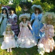 """""""Семейные фотографии"""". Моя коллекция кукол от Тельмы Реш"""