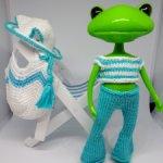 Пляжный комплект для Wonder Frog