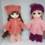Куклы шарнирные (не bjd) с комплектом одежды и игрушкой