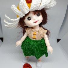 Карнавальный костюм Кнопочка (вариант 2) для Баболек, Лати, Пукифи и БЖД малышек
