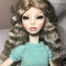 Любовь нечаянно нагрянет. Шарнирная кукла Юки от Yukidoll