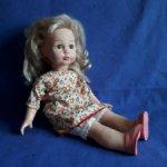 Кукла Gotz Puppe 807