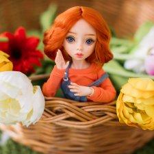 Эмили собрались на Весенний бал кукол