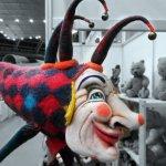 Выставка кукол на Тишинской площади 2016 г.