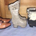 Ботинки и сапоги для бжд SD, MSD