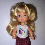 Кукла пупс роузабад rosebud mattel