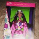 Кукла Barbie мира в коробке, новая
