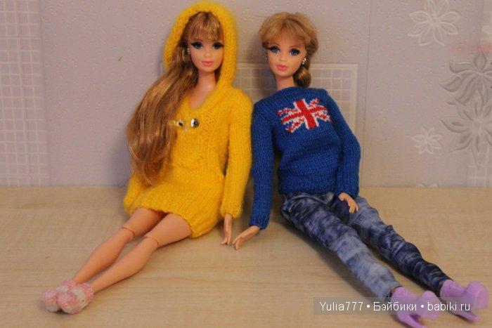 Туника и свитер