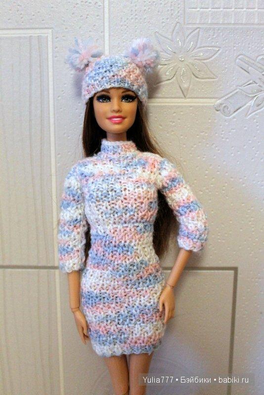 Комплект: платье и шапка