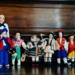 Семь винтажных кукол одним лотом.
