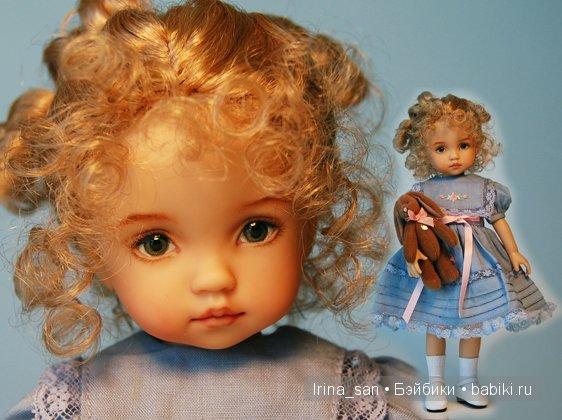 Современная виниловая кукла, автор Boneka (Бонека).
