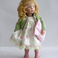 Удивитльный мир кукол Сильвии Наттерер