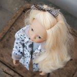 Фирменная одежка для кукол Финуш (Finouche) ростом 48 см