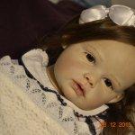 Моя первая кукла реборн! Элла-Мэй от Дженни де Ланге