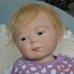 Моя кукла реборн Карамелька