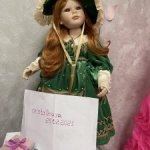 Редчайшая коллекционная кукла