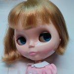 Оригинальная кукла Blythe (Блайз) SBL Hunny Bunny Takara